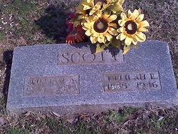"Delilah Elizabeth ""Lila"" <I>George</I> Scott"