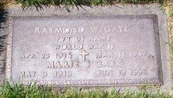 Marie J Gayk