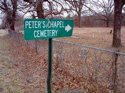 Peters Chapel Cemetery