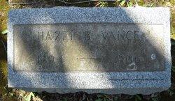 Hazel B. Vance