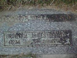 Arbatine M. <I>James</I> Bartell
