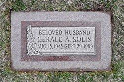Gerald Amadore Solis