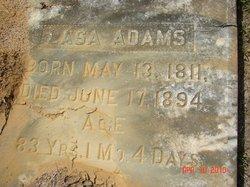 Lasa Adams