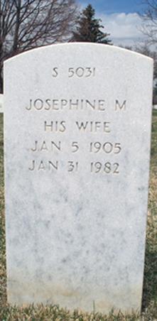 Josephine M Swezy