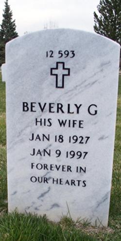 Beverly G Bingman