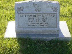 William Roby McCraw