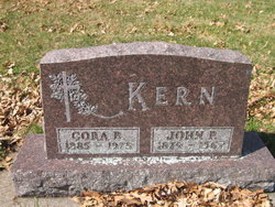 Cora Belle <I>Foss</I> Kern