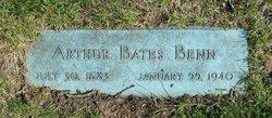 Arthur Bates Benn