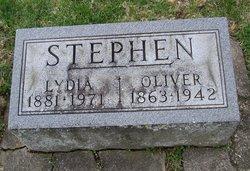 Lydia Livina <I>Unger</I> Stephen