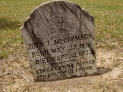 John Thomas McCormack