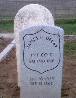 James H Delay