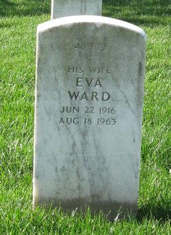 Eva <I>Ward</I> Hutchinson