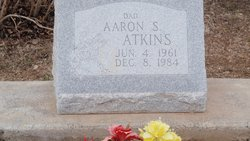 Aaron S Atkins