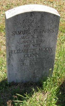 Samuel P Parks