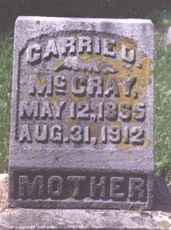 Carrie <I>Duly</I> McCray