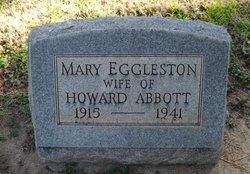 Mary <I>Eggleston</I> Abbott