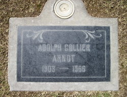 Adolph Collier Arnot