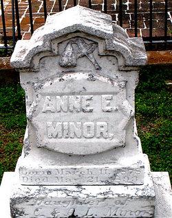 Anne E. Minor