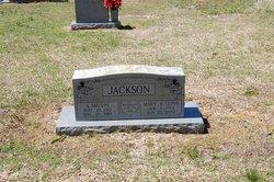Mary A <I>Gunn</I> Jackson