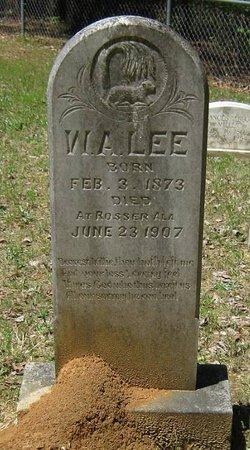 William A. Lee