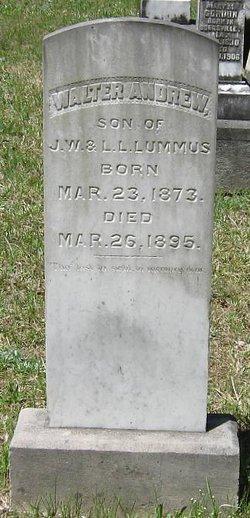 Walter Andrew Lummus