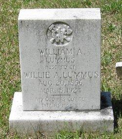 William Andrew Lummus