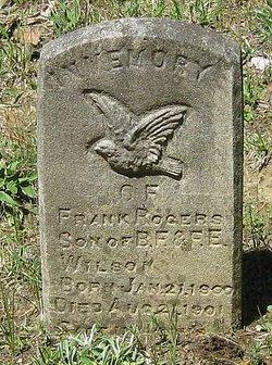 Frank Rogers Wilson