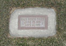 Raul Denzil Stout