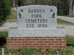 Barren Fork Cemetery