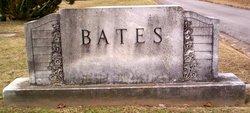 Lena <I>Lancaster</I> Bates