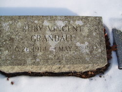 Ruby Vincent Crandall 1914 1932 Find A Grave Memorial
