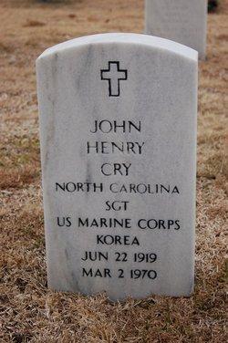 John Henry Cry
