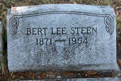 """Robert Lee """"Bert"""" Steen"""