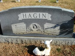 Bernice <I>Ellis</I> Hagin