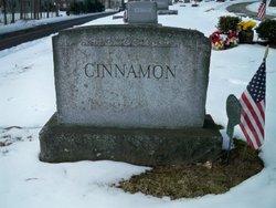 "Ellen Jane ""Nellie"" <I>McAuliffe</I> Cinnamon"
