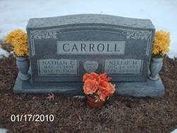 Nellie Mae <I>Norton</I> Carroll