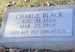 """Charles Lee """"Charlie"""" Black"""