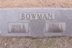 Abner Boston Bowman