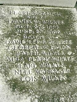 Alta Pearl Wilkes