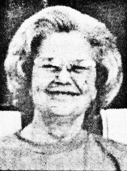 Mary Jean <I>Hughes</I> Deel