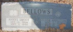 Annys <I>Smoot</I> Bellows