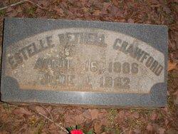 Estelle Elizabeth <I>Bethell</I> Crawford