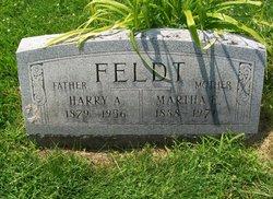 Harry A Feldt