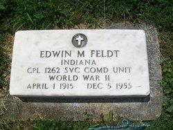 Edwin M Feldt