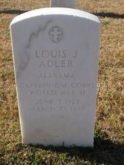 Louis J Adler