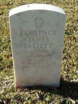 Lawrence James Bassett