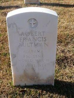 Robert Francis Aultman
