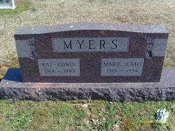 Ray Edwin Myers