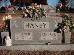 Frances E Haney