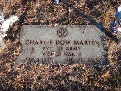 Charlie Dow Martin